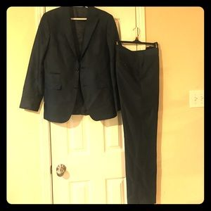 Men's suit slim fit